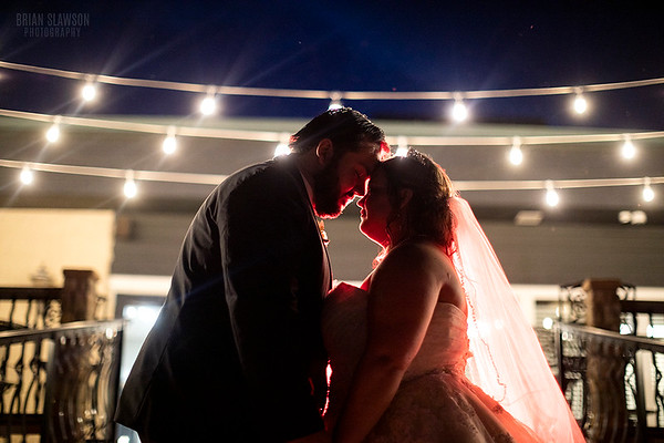 Tristan and Morgan Wedding