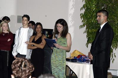 2004-12: Black Belt Awards Dinner
