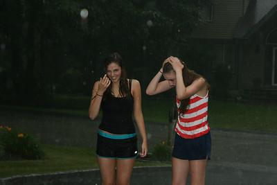 Rainstorm w/Jessica Goldman