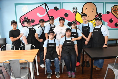 Community Cafe at SmooTea