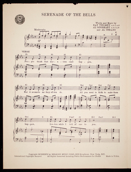 Serenade of the bells