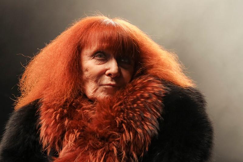 Sonia Rykiel / Designer / Paris, 2010