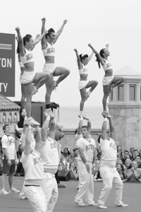 Sam Houston State Unversity NCA College Nationals 2013