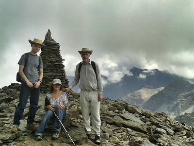 Cerro de los Machos 19 Aug 2015