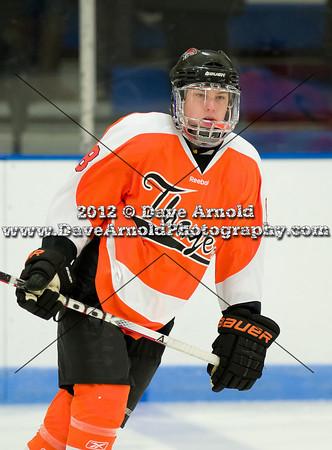 1/7/2012 - Boys Varsity Hockey