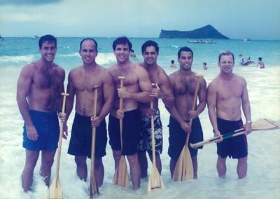 1996 Waimanalo Regatta 6-23-1996