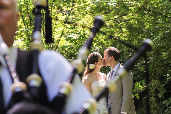 Real Wedding - Emily & Matt, WA