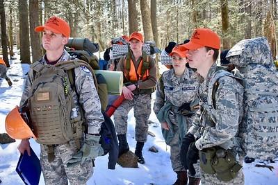 Winter Ranger School