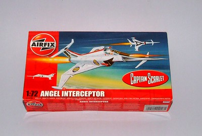 Spectrum Angel Interceptor