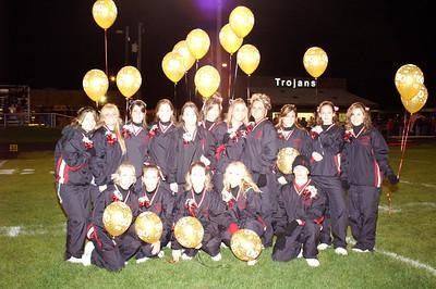 Cheerleaders @ Fairless