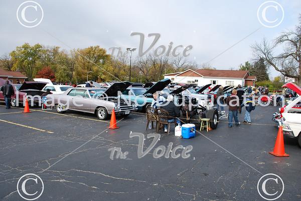Pre-1983 Original Halloween Car Show in Batavia, IL 10-30-11