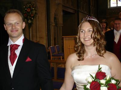 Sarah & Ian's Wedding