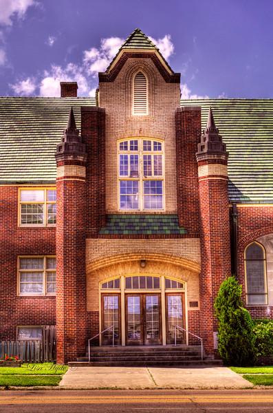 First United Methodist Church - Fordyce, ca 1908