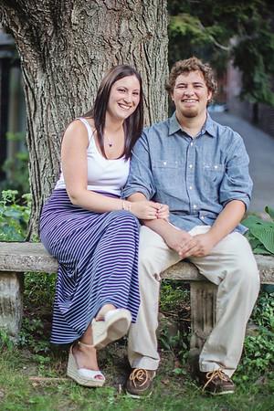 Ashley + Jay: Engagements!