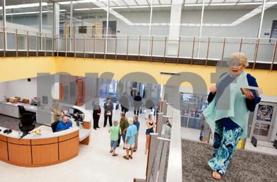 kilgore-college-opens-renovated-library-new-plaza