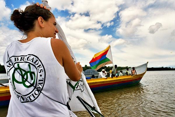 ¿Sabías que hace 20 años llegaron los primeros miembros de PBI a Colombia?