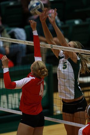 CSU vs. New Mexico Volleyball 09