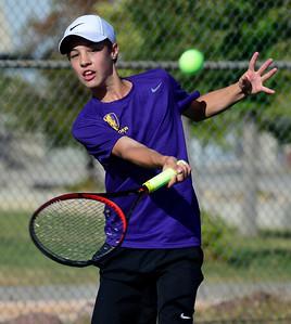 Photos: Boulder at Fairview Boys Tennis