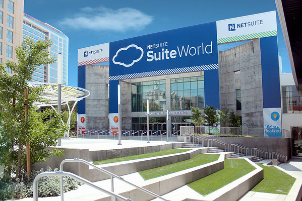 NetSuite Conference-SJ Convention Center