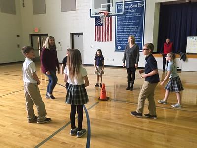 3rd Grade Square Dance 2017