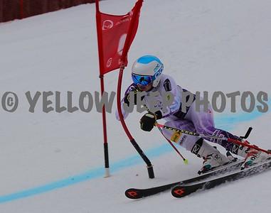 2/21/16 U16 VT State Championships Womens GS