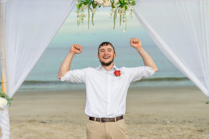 VBWC BEIL 09042019 Buckroe Beach Wedding Image #74 (C) Robert Hamm.jpg