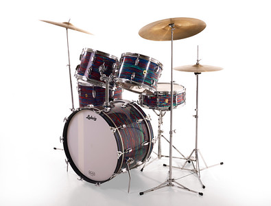 Ludwig Psychedelic Red Big Beat