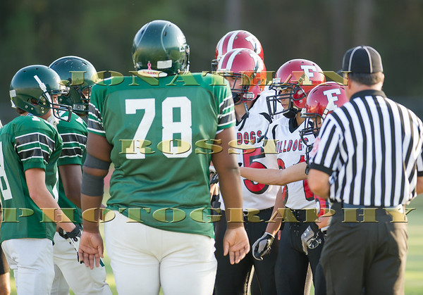 FHS Freshman Vs Ponchatoula (9-27-12)
