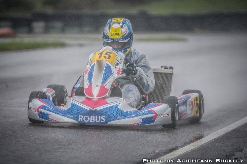 Motorsport Ireland Karting Championship 2018 - Round 8 - Cork - By Aoibheann Buckley