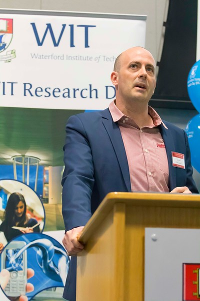 WIT (Waterford Institute of Technology) Research Day 2015. Picture: Patrick Browne