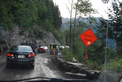 Glacier NP on Thursday