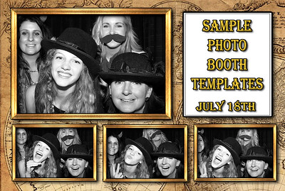 Sample Photo Booth Templates