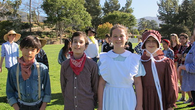 Tom Sawyer Day Brings Adventure at LCE