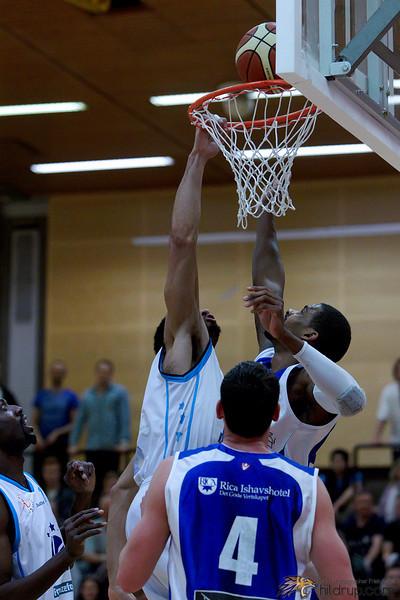 NM-finale #4: Bærum Basket - Tromsø Storm (110410)