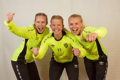 TIF Viking Ladies 2016-2017 (Promotion)
