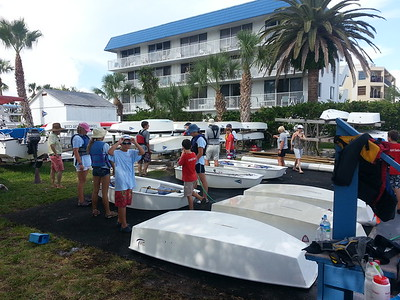 2105 Youth Sailing Graduation