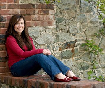 Ashlee's senior portraits