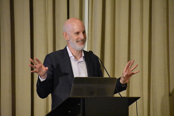ACAW Final Presentations & Keynote address at Hotel Henry