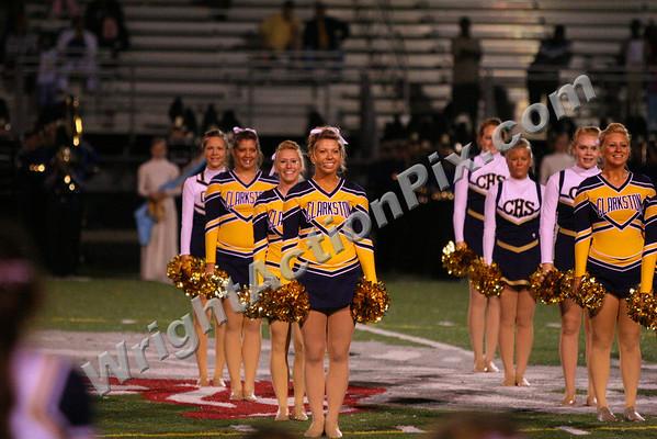 2008 09 26 Varsity Cheer
