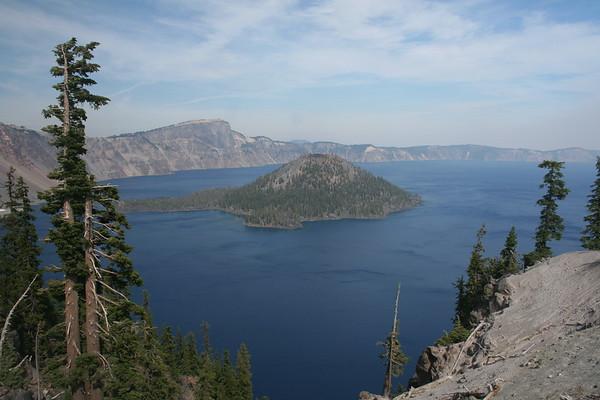 Day 6: Crater Lake - 24 September 2008