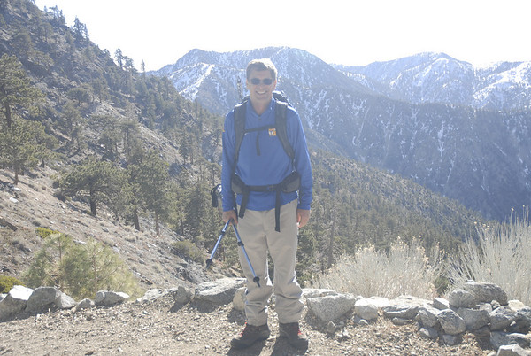 Mt. Baldy February 4, 2009