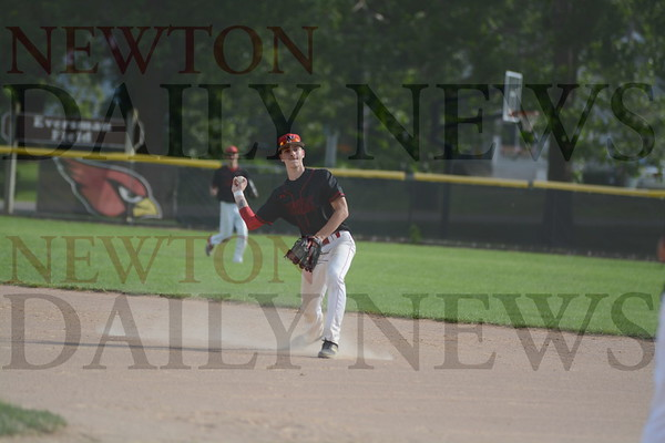 Newton Baseball vs. Grinnell 7-2-19