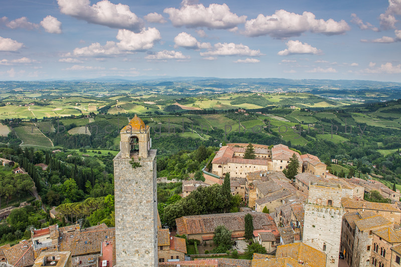 Tower View , Torre del Diavolo , San Gimignano