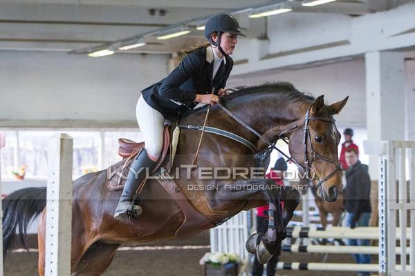 85 cm, 4-5a ja esimest hooaega võistlevad hobused (laupäev)