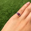 1.71ctw Ruby and Diamond Trilogy Ring 27
