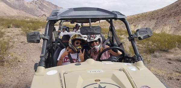 7/23/19 Eldorado Canyon ATV/RZR & Gold Mine Tour
