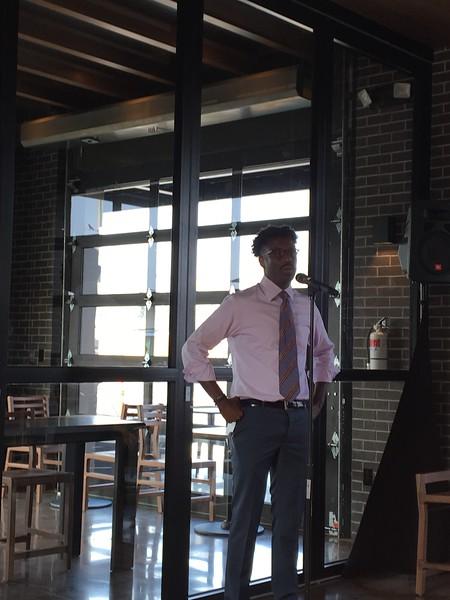 Rodney Hines, Starbucks Director of US Social Impact