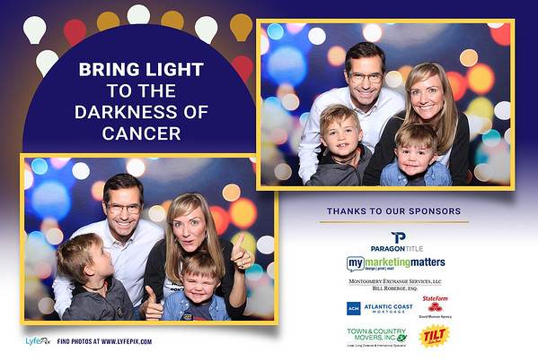 Bring Light to the Darkness of Cancer Event in Washington, DC