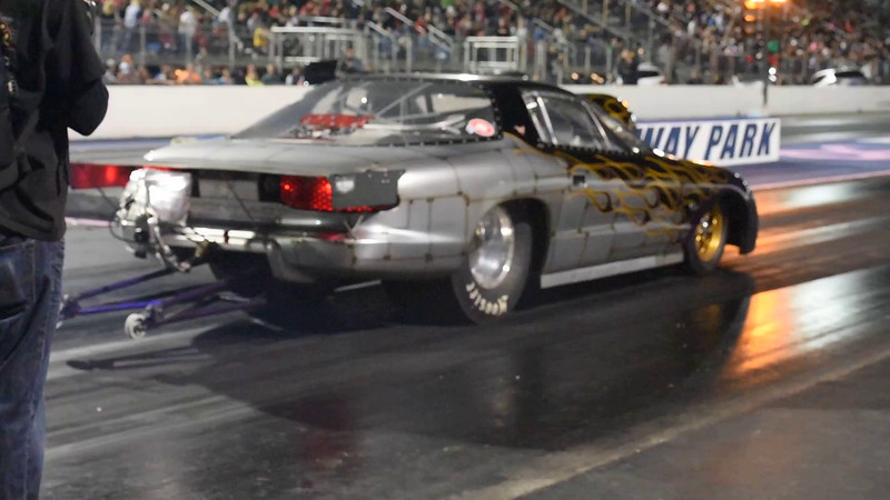 Thrown Down in Tulsa - Drag Racing