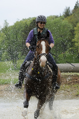 Eventing and Dressage